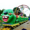 Electric Track Train outdoor amusement games