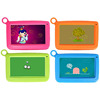 Quad Core 7 Inch Child Tablet Pc With Bluetooth Wifi Camera 1GB Ram 8GB Rom