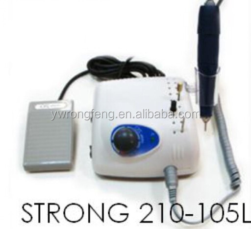 High quality brand Electric electric nail file drills manicure pedicure nail drill 35000rpm 65w