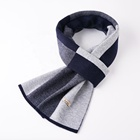 China factory wholesale high quality plaid soft pashmina wool scarf