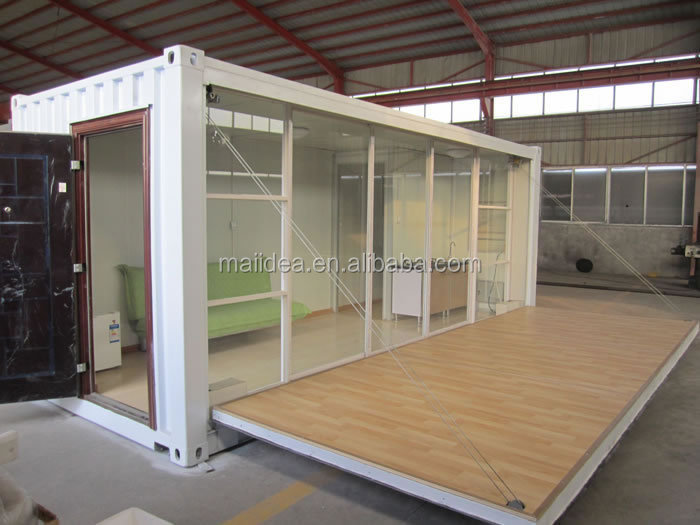 Container Rooms 2014 container living units caravan,foldable office container