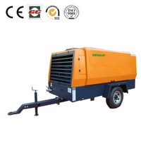 mining equipment mobile air compressor