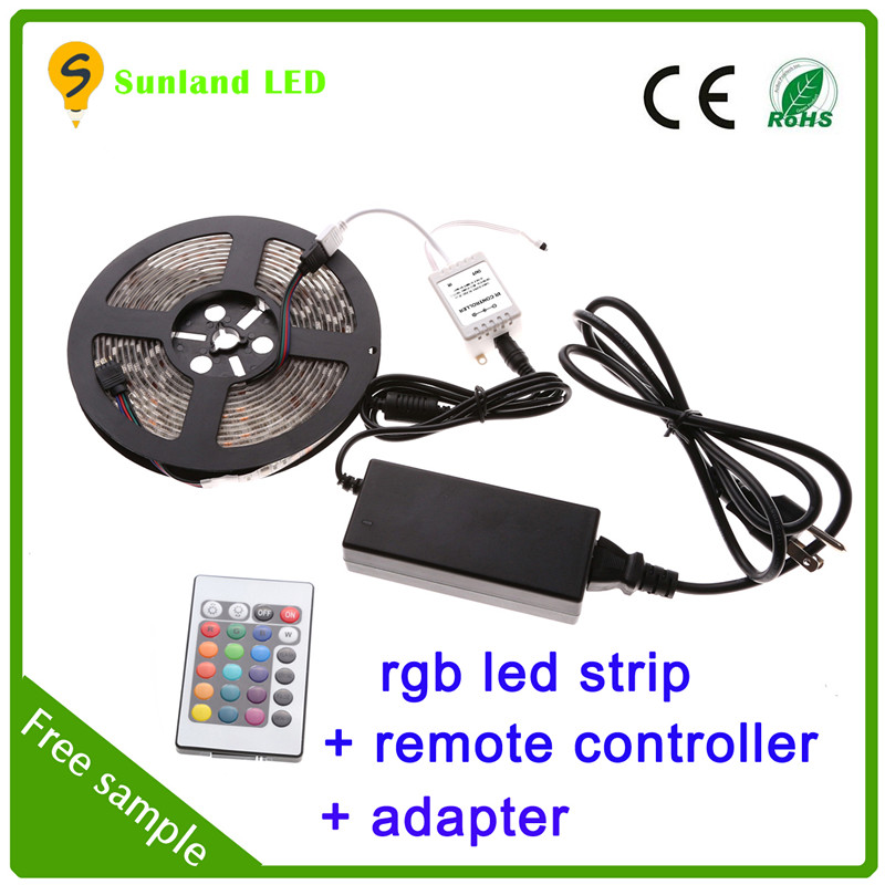 Wholesale High Power waterproof IP 65 <strong>RGB</strong> 72w led strip 4.8 watt per meter