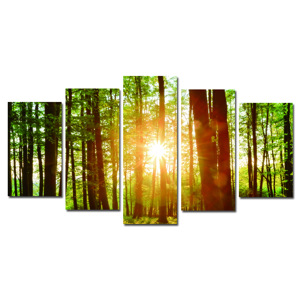 5 Panel Canvas Art, 5 Panel Canvas Art Suppliers and Manufacturers ...