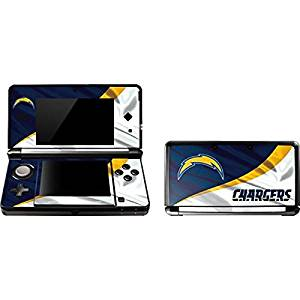 NFL San Diego Chargers 3DS Skin - San Diego Chargers Vinyl Decal Skin For Your 3DS