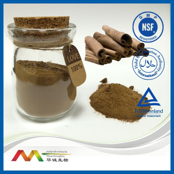 Health Care GMP Factory Cinnamon Extract 20:1