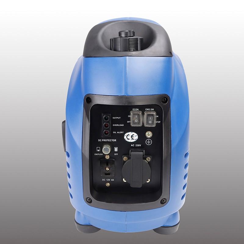 1 Kw Portable Electric Generator Small Gasoline Generator