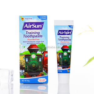 famous brand airsun cheap gum non fluoride travel toothbrush toothpaste price