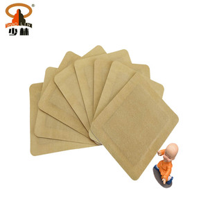 Shaolin Chinese Pain Relief Patch Homeopathic Remedy to Pain Relief Patches