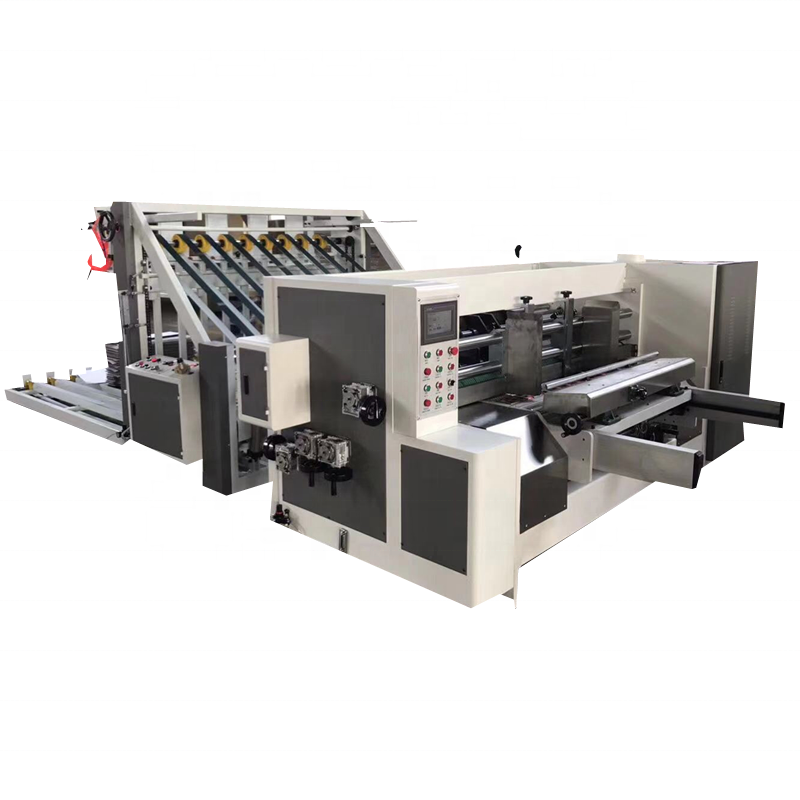Wellpappe Express Box Flexo-Druck Slotting Tao Bao Karton Box Maschine