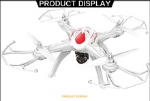 Promotional wholesale electronic gift items radio control toy drone kit with camera