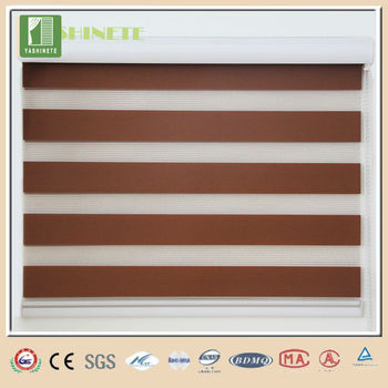 100 polyester roll up window shades zebra print blinds fabric window shades - Roll Up Shades