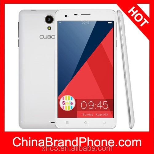 One Year Warranty Drop shipping Good Quality CUBOT S350 5.5 inch IPS Screen Android OS 4.4 Smart Phone, Quad Core 1.3GHz