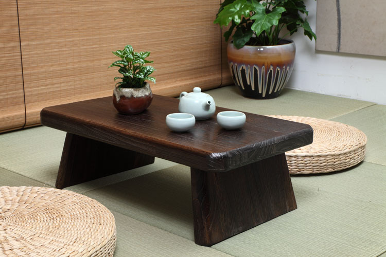 Round Wood Coffee Table Target