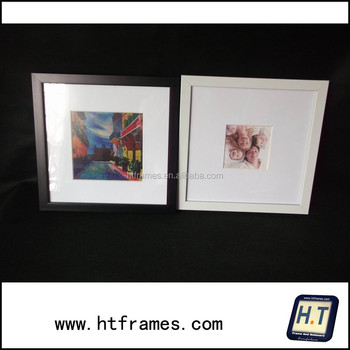 Square Matted Picture Frame 4x4 8x8 10x10 Buy Matted Picture