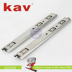 200mm drawer runners full extension ball bearing drawer slide