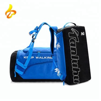 3 Way Travel Fitness Practical Sports Gym Bag Small Travel Sports Bags for Men and Women