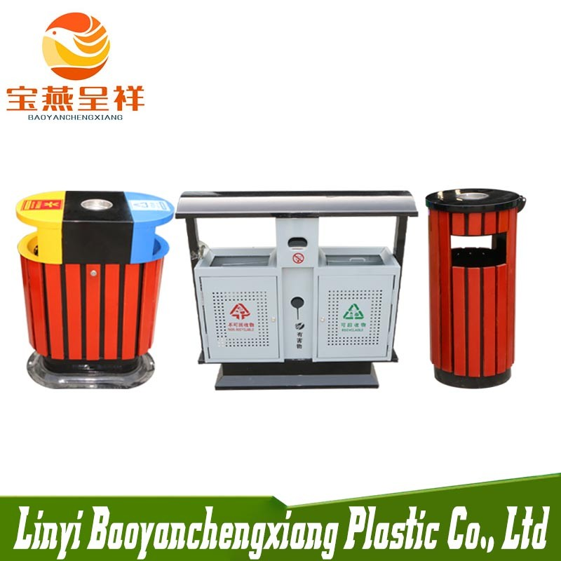 Hot Sale Stainless Steel Trash Bin Recycle Garbage Bin With Swing Cover Waste Bin Buy
