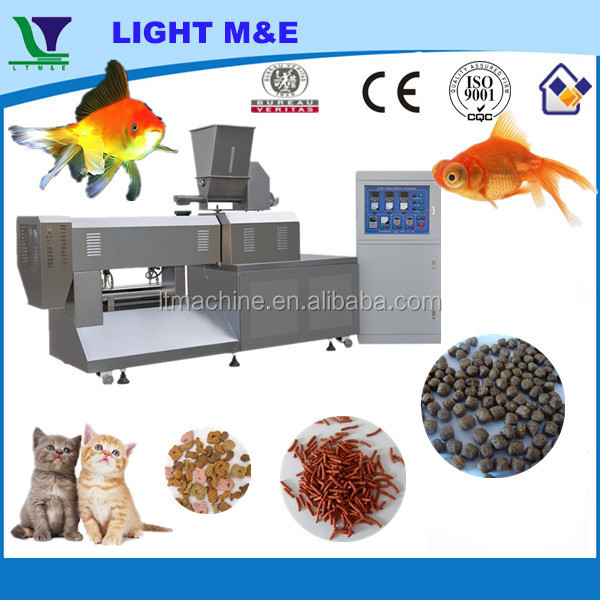 Pet and Animal Food Production Line