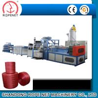 PP/PE Processed Split Film twine extruder machine