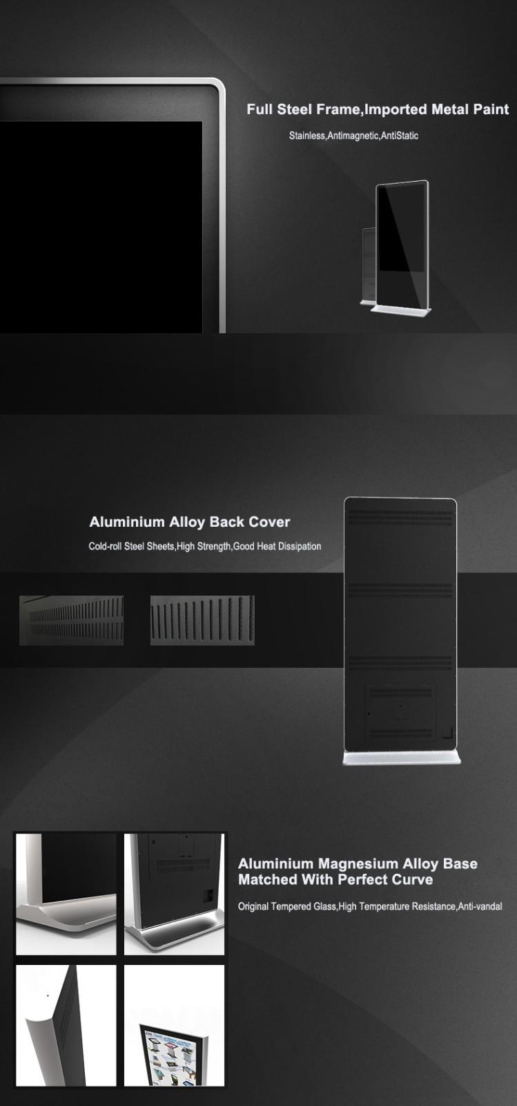 Furniture advertising slogans - Custom Lcd Display Wifi Advertising Slogans Digital Signage Monitor