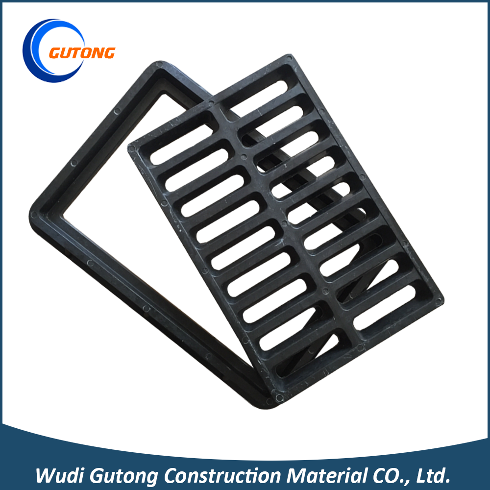 High quality frp grp sanitary sewer manhole cover trench grate swimming pool drain