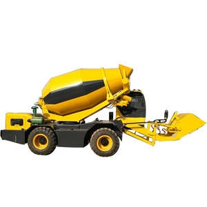 Hot sale new product mobil self loading concrete mixer