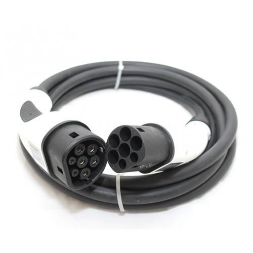 c ble de recharge type 2 renault zoe iec62196 prise du chargeur connecteurs id de produit. Black Bedroom Furniture Sets. Home Design Ideas
