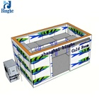 24 tons fresh fish blast freezer for fishing business -30 degree