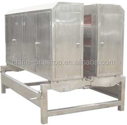 High Quality Halal Vertical type Duck Goose Chicken Plucker, Defeathering machine for Chicken Slaughter Line