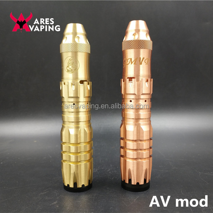 Alibaba Express China Mech Mod Clone 1:1 Av Mod Set
