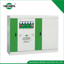 High Quality Used OEM Metal 500Kva Full Automatic Voltage Regulator