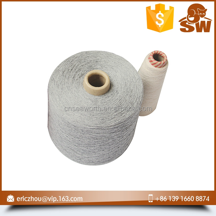 High grade 2/36Nm silk yarn cotton yarn cashmere yarn