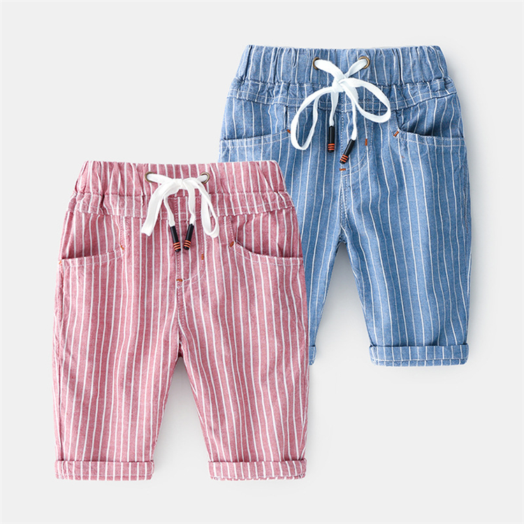 Summer bulk wholesale kids clothing boy short pants with embroidery