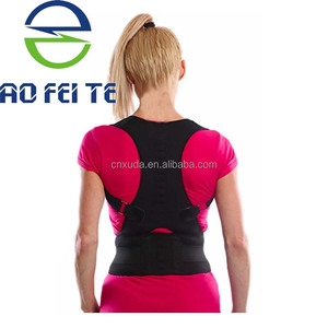 Magnetic therapy back support neoprene magnetic posture corrector