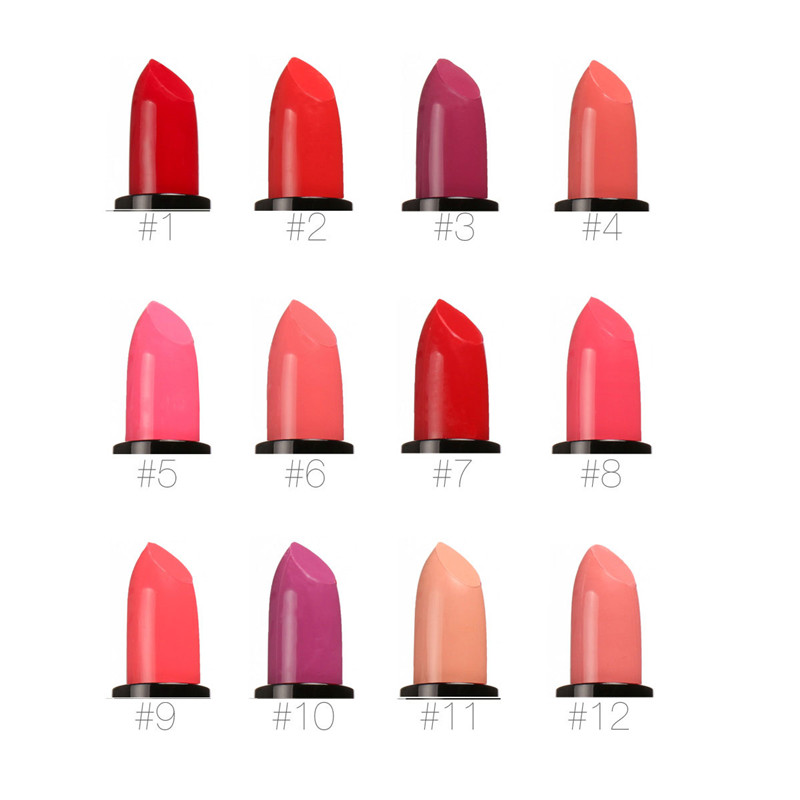 wholesale Beauty cosmetics glitter lip gloss light color lipstick