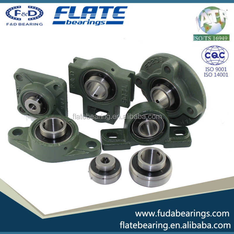 Super Performance Pillow Block Bearings UCT 316 China F&D Bearings