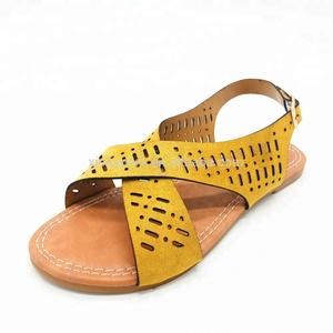 190551e1e4c8 Stylish Women Flat Sandals Wholesale