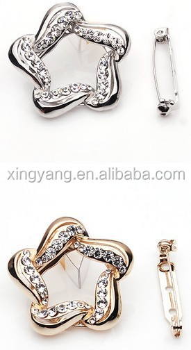 YC43 Hot Selling Cheapest Fashion Brooch