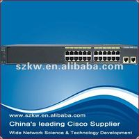 Catalyst 2960S 24 GigE, 2 x SFP LAN Lite cisco network switch WS-C2960S-24TS-S