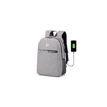 9c965810f7 Travel Anti-theft Backpack Business Laptop Backpack College Students Book  Bag with USB Charging Port
