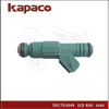 High flow plastic fuel injector nozzle for VOLVO VW oem 0280155968