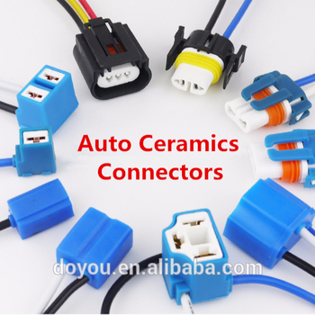 Dc Waterproof 2pin 9006 Connector Wiring Harness For Auto Fog Light on