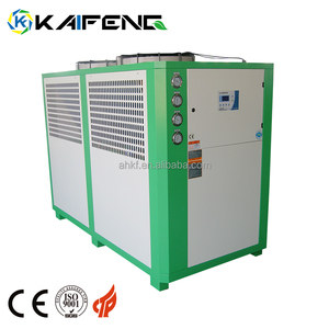 40 ton chiller air cooled 100 kw chiller