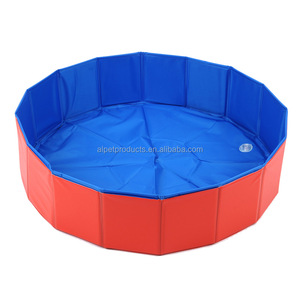 High Quality Pet Dog Washing Shower Foldable Portable PVC Dog Grooming Tubs