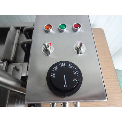 Express to worldwide Commercial Automatic frying Donut Maker Making doughnut making Machine with 3 Sets Free Mold