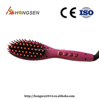 2017 new arrivals 100% original Professional Styling Machine Atomatic LED Digital Hair Straightener Comb