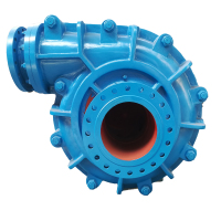 Mines Water Treatment Concrete Industry Slurry Pump
