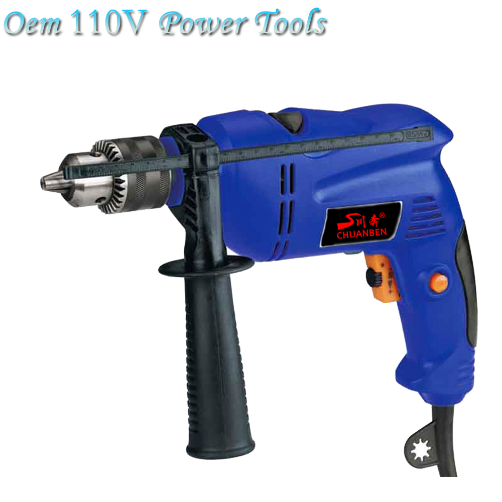 Good Quality Tools Best Electric Hand Impact Drill 13mm Dril
