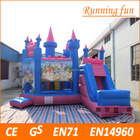 Guangzhou CE gonflable château juegos inflable, gonflable air château pour vente